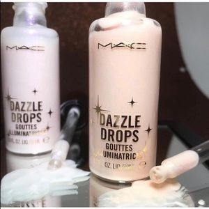 ✨💯Mac 'Get Blazed Dazzle Drops' 2 shades 1 W/GWP✨